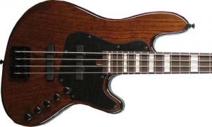 ExPat NJS 4-String Walnut Gloss Finish